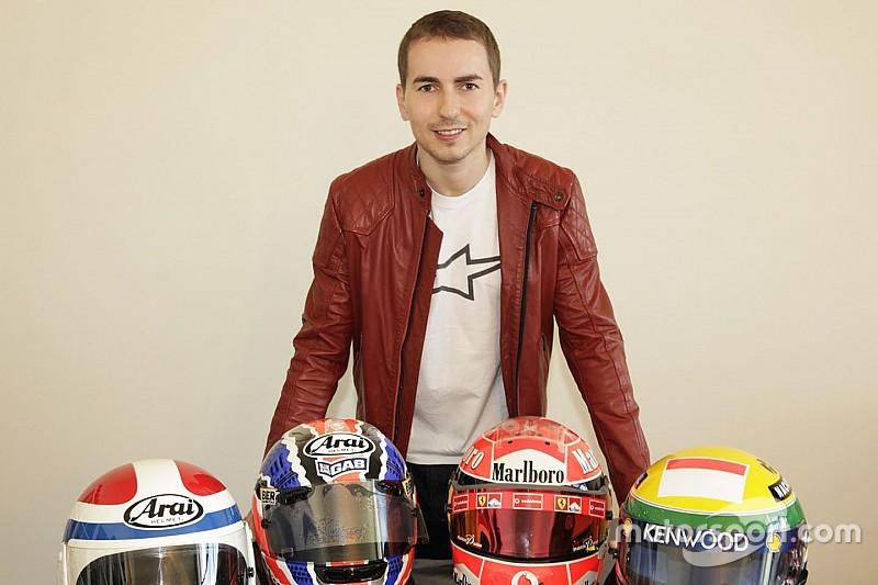 Lorenzo akan resmikan Museum World Champions di Andorra