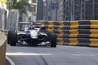 Formel 3 in Macau: Überraschungsmann holt Pole-Position