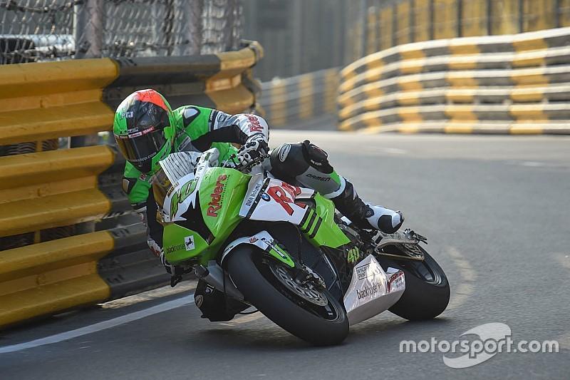 Macao, Qualifiche SBK: Jessop conquista la pole sul circuito da Guia