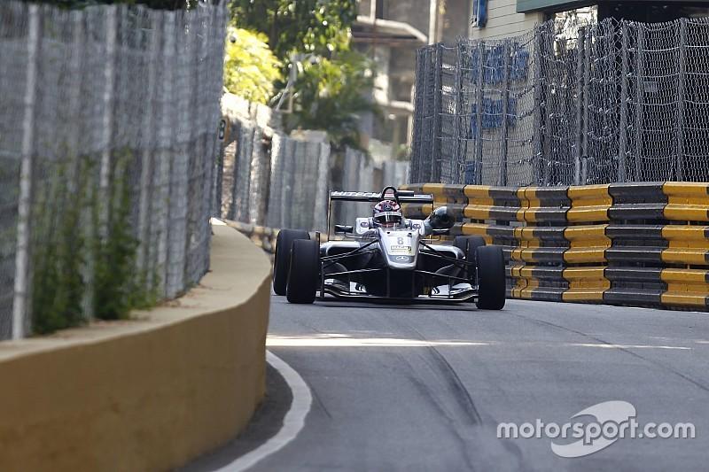 Pole position a sorpresa di George Russell nel GP di Macao di F3