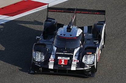 WEC: Porsche mantiene la ventaja antes de la clasificación de Bahrein