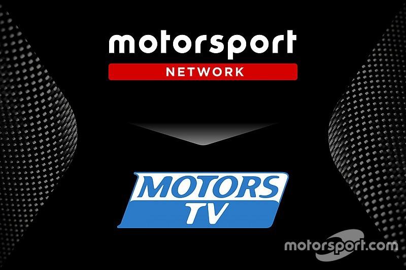 Motorsport Network acquista Motors TV