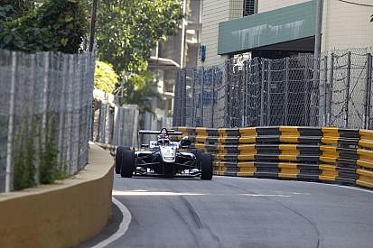 Macau GP: Bir çok kırmızı bayraklı seansta pole pozisyonu Russell'ın