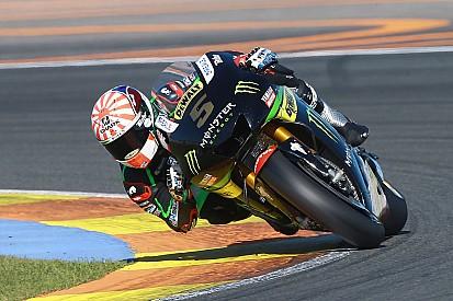 I rookie della Yamaha Tech 3 trovano subito un buon feeling con la M1