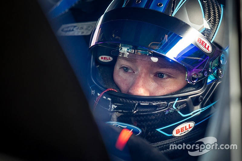 Reddick takes the next step in his NASCAR career, joining Ganassi