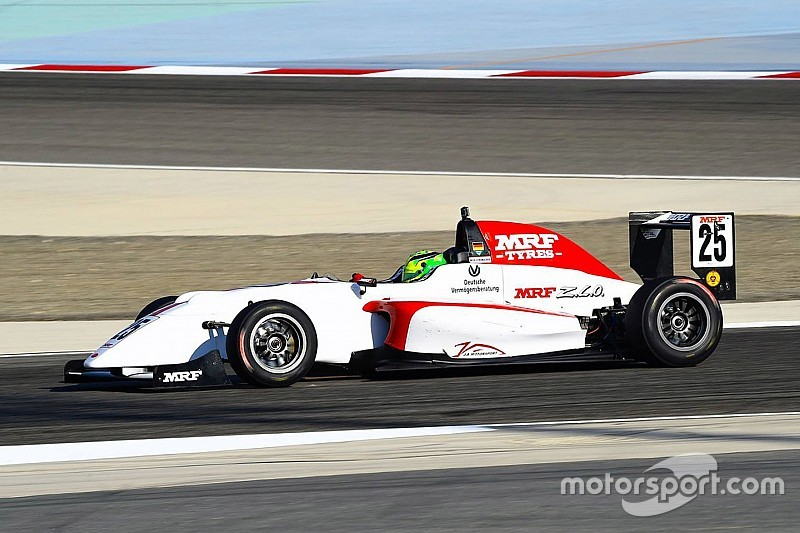 """تحدي """"إم.آر.إف"""": شوماخر يُحرز فوزه الأوّل خلال السباق الثاني المثير"""