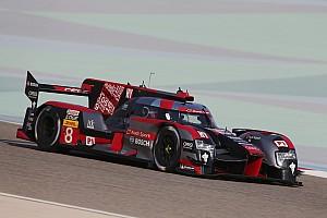 WEC Qualifyingbericht WEC in Bahrain: Audi sichert sich die Pole-Position