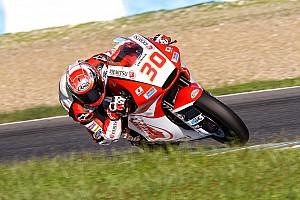 Moto2 Résumé d'essais Nakagami le plus rapide des essais Moto2 de Jerez