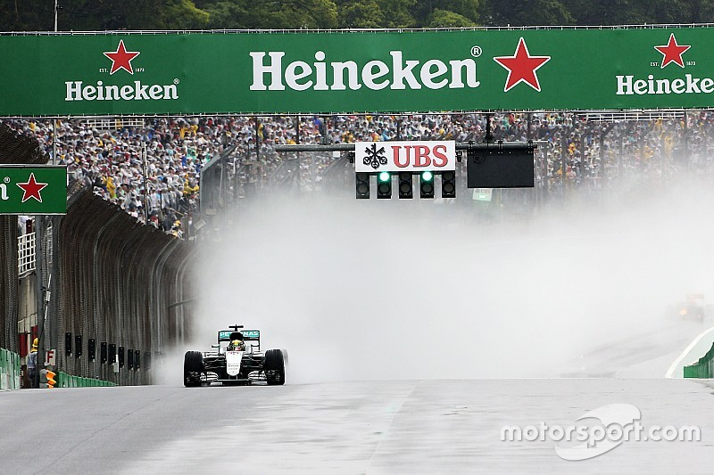 Interlagos - La Formule 1 n'est pas irremplaçable
