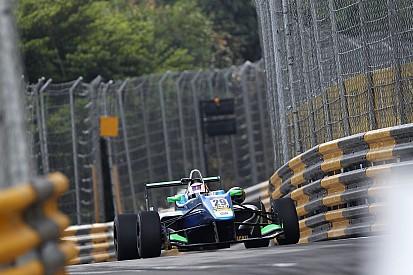 Да Кошта выиграл квалификационную гонку в Макао