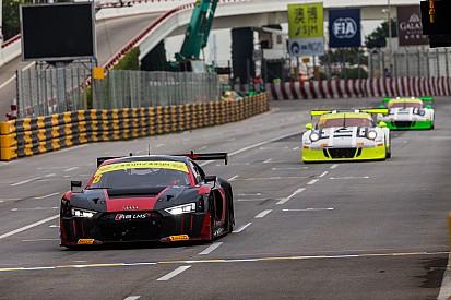 GT in Macau: Die Startaufstellung zum Weltcup-Rennen in Bildern