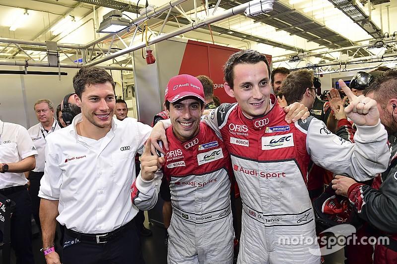Bahrain WEC: Audi veda yarışında pole pozisyonunun sahibi