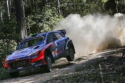 Avustral WRC: Paddon, Mikkelsene yaklaşıyor
