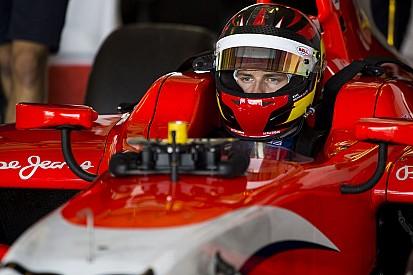 Emil Bernstorff debutta in GP2 con il team Arden ad Abu Dhabi