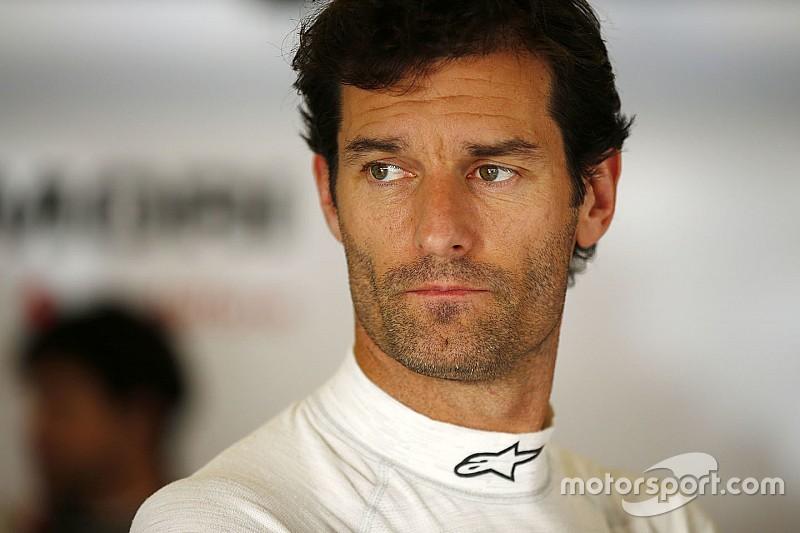 Webber: Son yılım çok güzel geçti