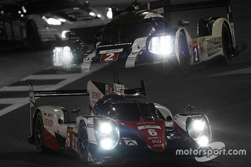 Toyota acaricia el título de pilotos del WEC
