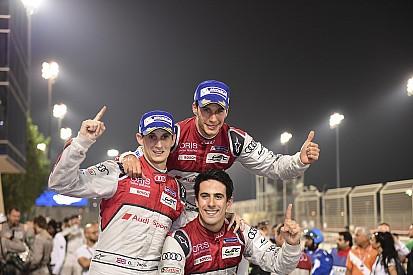 WEC Bahrain: Audi rebut kemenangan terakhir, Porsche rengkuh titel juara dunia