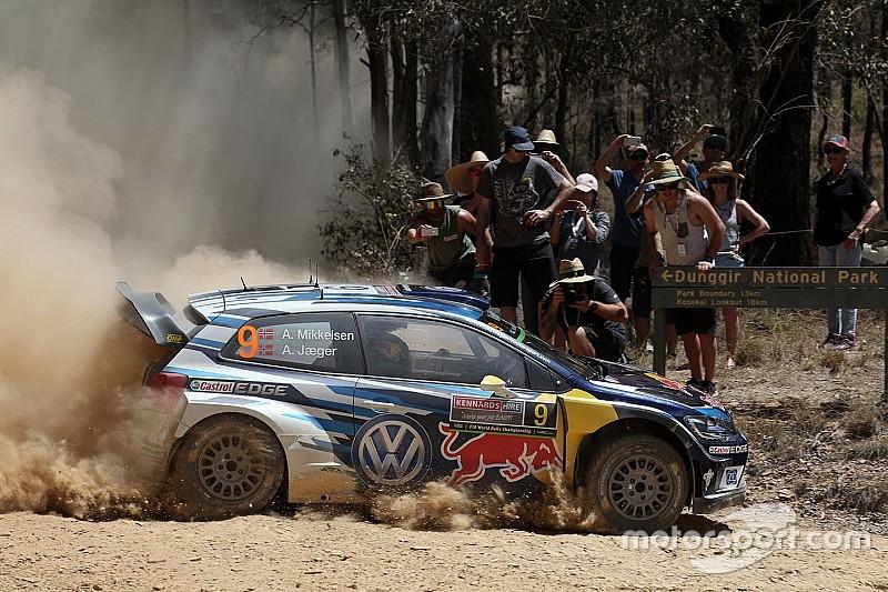 Миккельсен завоевал последнюю победу для Volkswagen