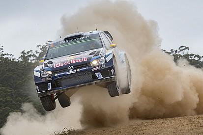 Andreas Mikkelsen gewinnt WRC-Rallye Australien beim VW-Abschied