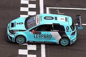 TCR Rennbericht Tourenwagen-Farce in Macau: Stefano Comini verteidigt TCR-Titel
