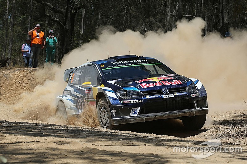Andreas Mikkelsen chiude il ciclo vincente Volkswagen in Australia