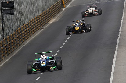 Macau GP: Felix da Costa wint voor Rosenqvist