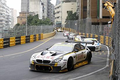 """Nick Catsburg baalt in Macau: """"We hebben nauwelijks geracet"""""""