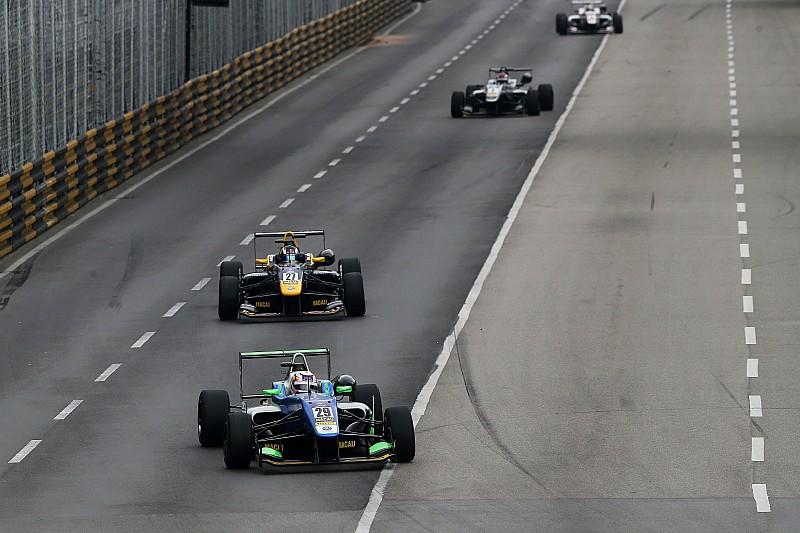 فورمولا 3: دا كوستا يحرز الفوز بالسباق الرئيسي في ماكاو