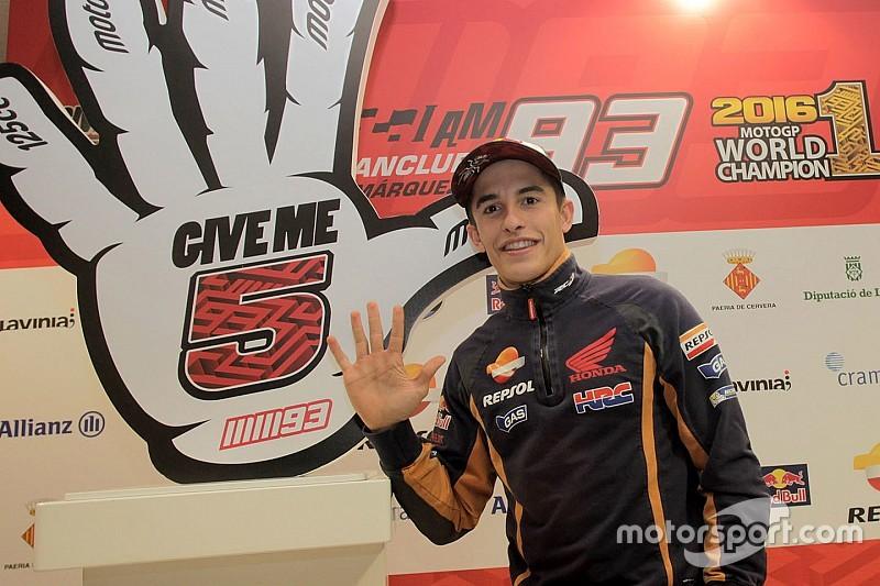 """对话MotoGP""""三冠王""""马克‧马奎兹"""