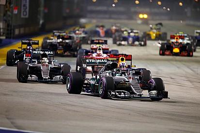 Ecclestone - La F1 vers la perte de Singapour et de constructeurs