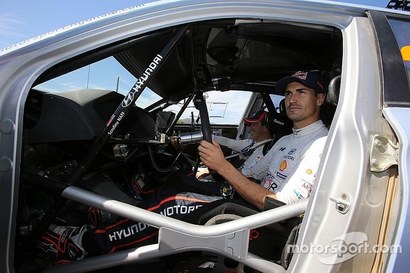 Dani Sordo, quinto en Australia y en la general del WRC