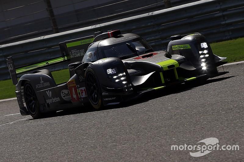 Képek Kubica első LMP1-es tesztjéről