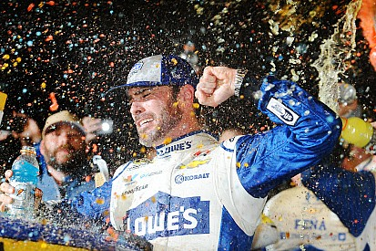 Jimmie Johnson gana su séptima corona de NASCAR