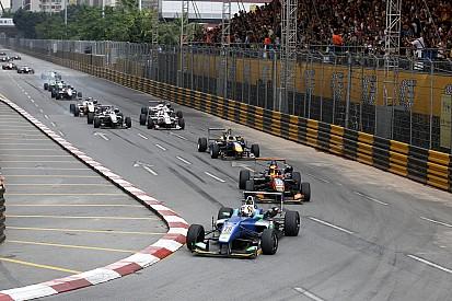 Macau-Grand-Prix: Das Rennergebnis in Bildern