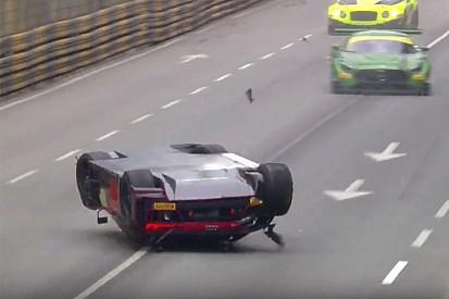 """Vanthoor na crash: """"Macau is veilig"""""""