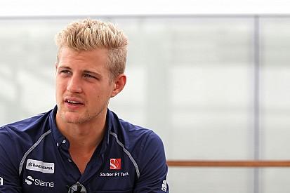 Officieel: Marcus Ericsson rijdt ook in 2017 voor Sauber