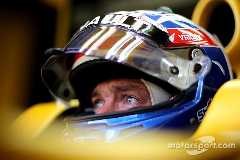 """Palmer devra """"faire jeu égal"""" avec Hülkenberg pour convaincre Renault"""