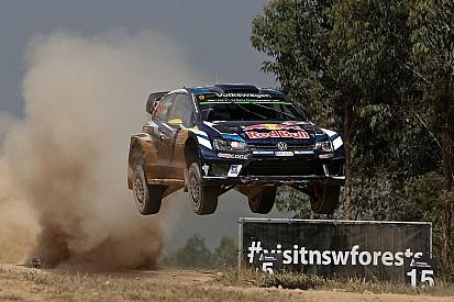 Fotogallery: gli scatti più belli del Rally d'Australia