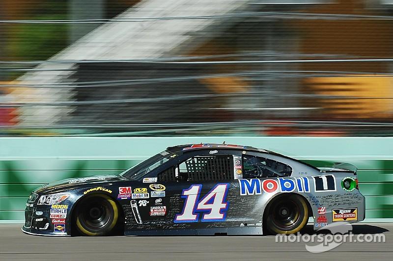 Tony Stewart: 2 Highlights am letzten Tag im NASCAR-Cockpit