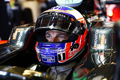 """Button """"immensément fier"""" de sa carrière en F1"""