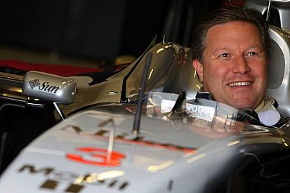 McLaren confirma Zak Brown como novo diretor executivo