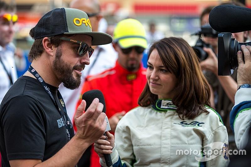 阿隆索暗示F1后加入WEC