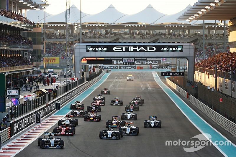 Pneus - L'ultratendre pour inciter à la variété stratégique à Abu Dhabi
