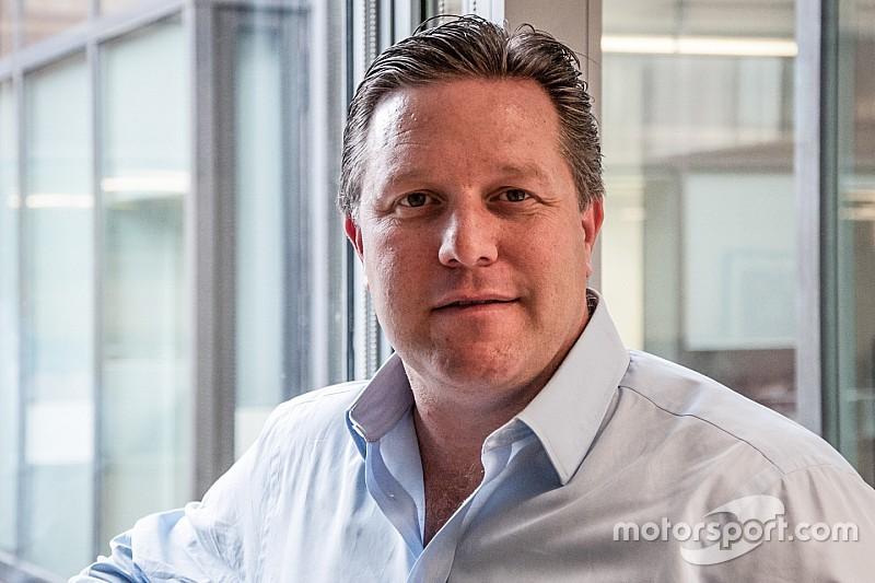 Entrevista exclusiva: Nuevo reto de Zak Brown con McLaren