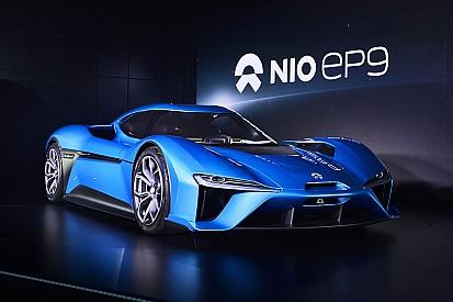 Ecco la NextEV NIO EP9 ispirata alla... Formula E!