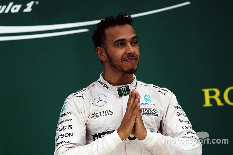 【F1】最終戦で逆転タイトルに挑むハミルトン「すべてを捧げた今季を誇りに思う」
