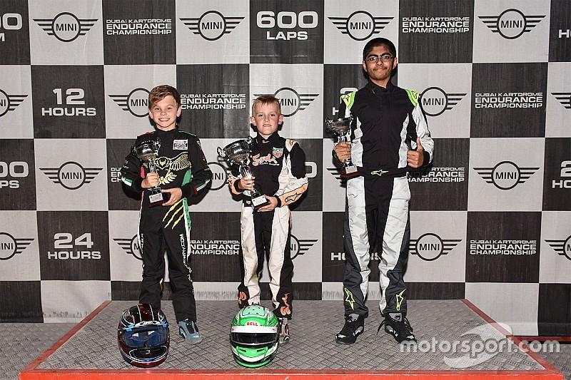 """شيلدز ثالث سائق مُختلف في سباقات """"أس دبليو أس"""" للصغار في دبي"""