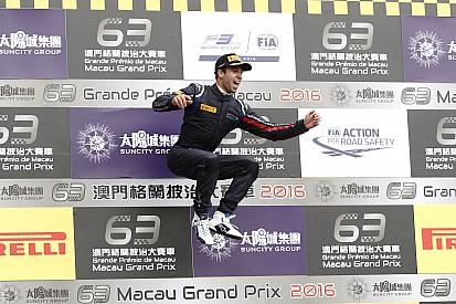 Antonio Felix da Costa: Keine Formel 1 trotz 2. Macau-Triumph