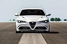Fiat Chrysler wil onderstel Alfa Romeo Giulia ook voor andere merken gebruiken