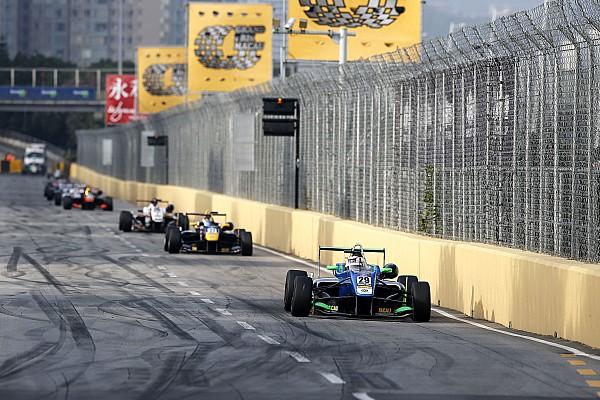 Formule 3: overig Carlin: